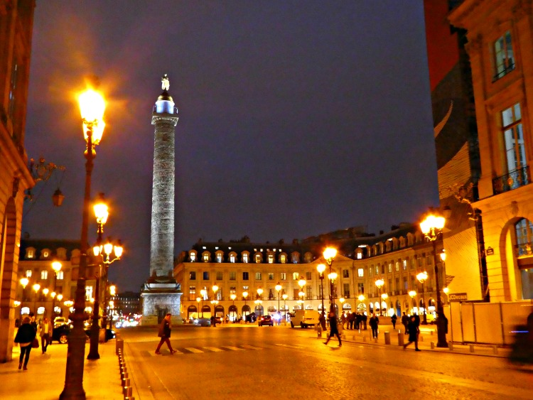 Place Vendome in Paris - a beginner guide to Paris on TravelingMom