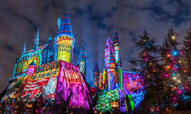 The Ultimate Guide to Spending the Holidays at Universal Orlando