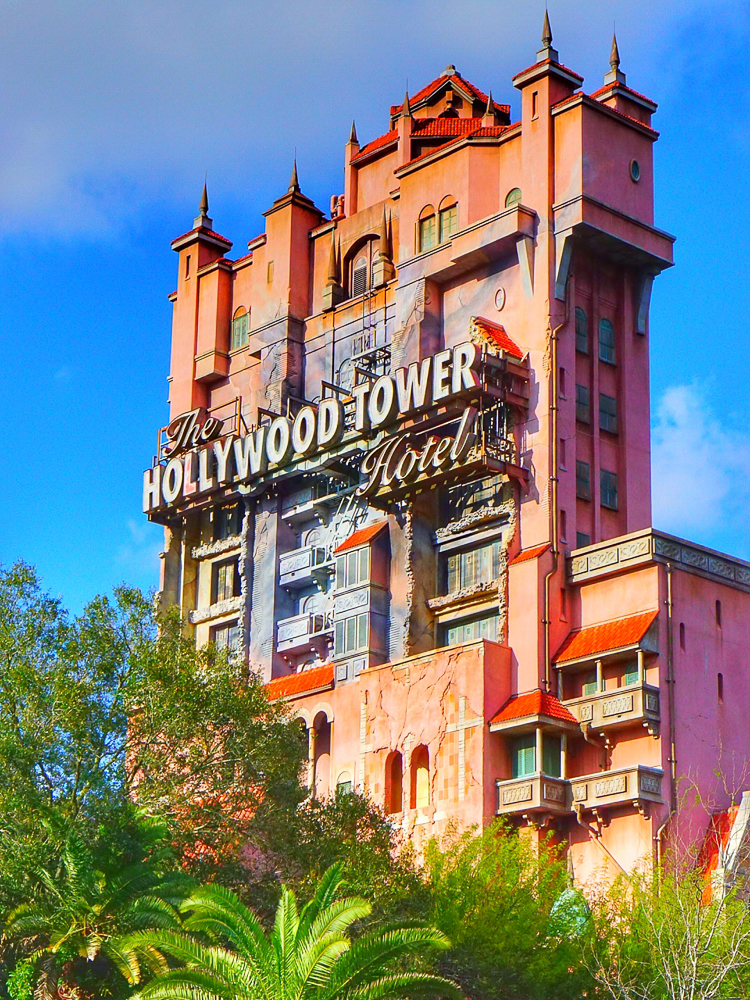 Tower of Terror may be one of the best Disney World rides for preschoolers but also the scariest.