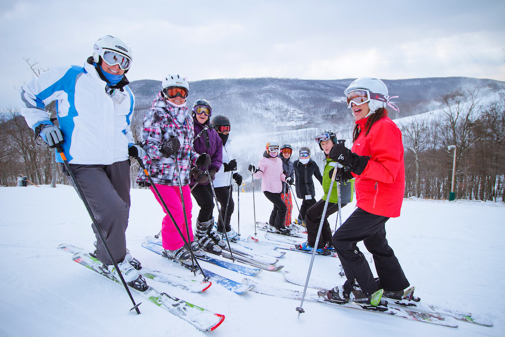 Tips for learning to ski and snowboard