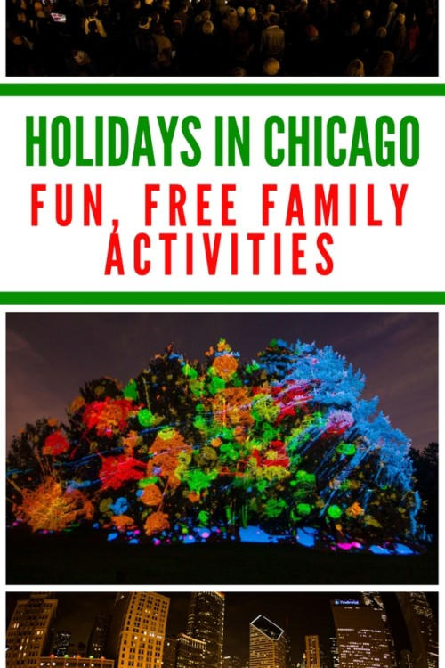 Chicago sparkles during the holidays. Our essential Chicago holiday guide contains the best holiday events in Chicago and holiday traditions for families.