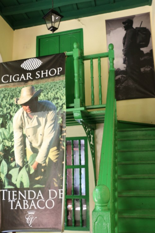 Norwegian Sky Review: Cruisers aboard Norwegian Sky can bring back cigars from Havana, Cuba.