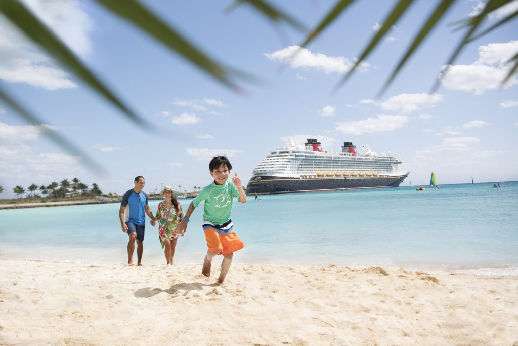 You can give the gift of Disney this season and that includes Disney Cruise Lines too.