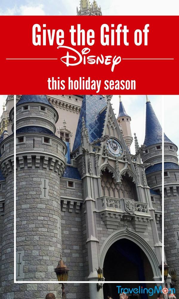 The gift of Disney is something that can fit into every budget this year.