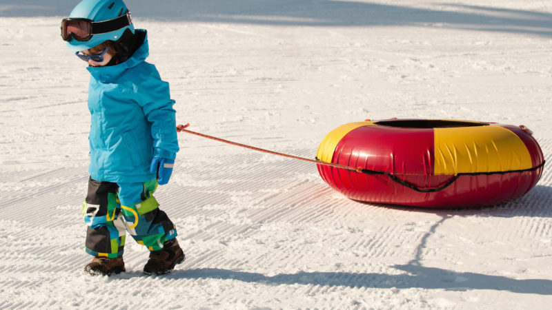 297703744ea57 Winter Vacation Fun  7 Tips for Taking the Kids Snow Tubing
