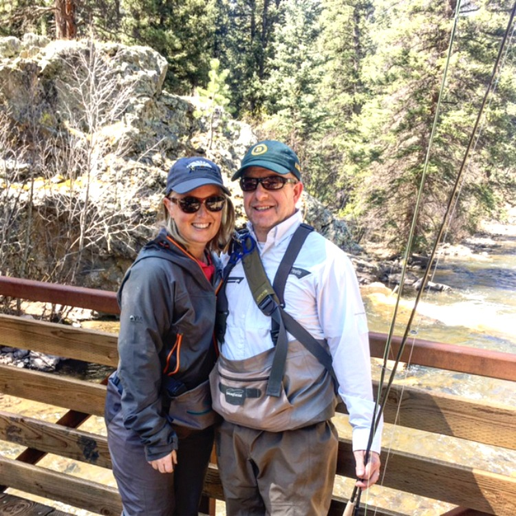 What are some fly fishing destinations good for family travel? My husband and I share our preferences.