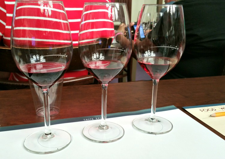 Epcot Food and Wine Festival tips: During the Festival, there are special experiences like wine tasting from award-winning wineries. Photo Credit: Kendra Pierson