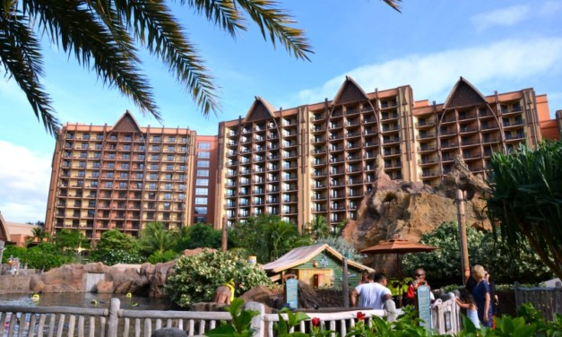 Tips for Disney's Aulani with Toddlers and Preschoolers