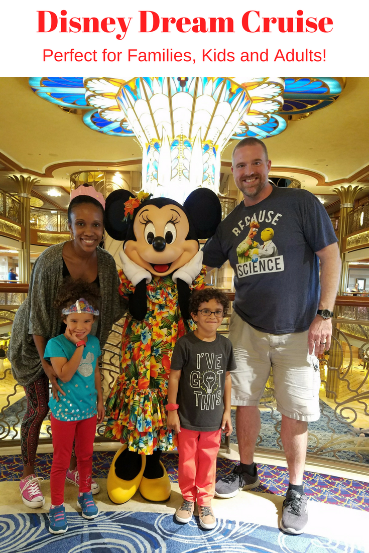 Learn what to expect by reading our Disney Dream Cruise review.