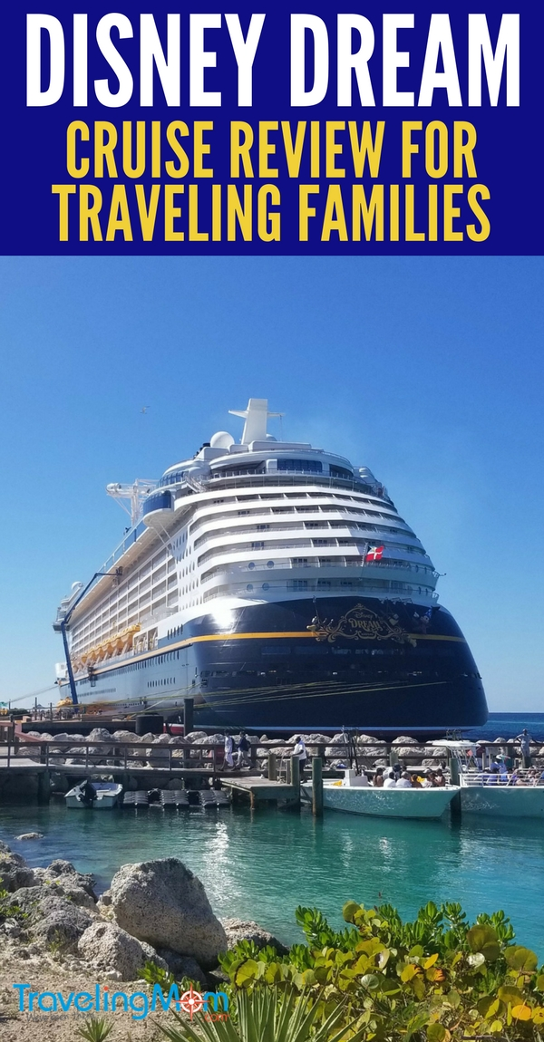 Planning a cruise on the Disney Dream? A review of this Disney Cruise Line ship from the perspective of both parents and kids: staterooms, food, photos, tips, and more!