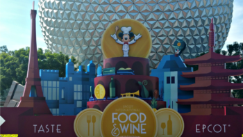 Disney Food and wine Festival tips