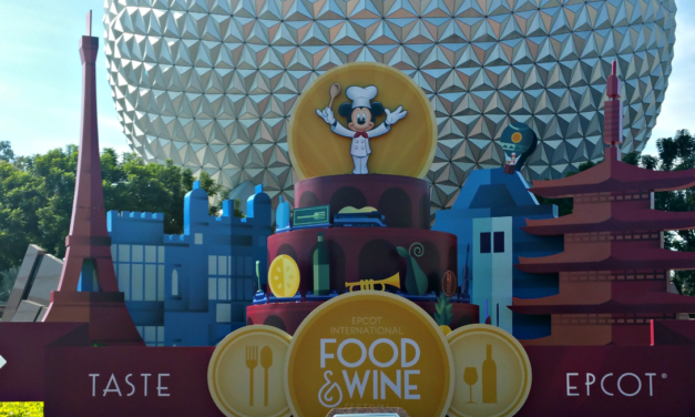 A Girlfriends' Guide to Epcot Food and Wine Festival Tips
