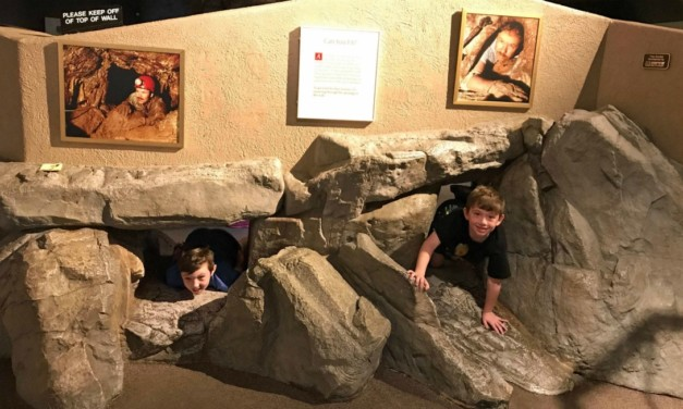 Taking Kids to Kartchner Caverns in Arizona