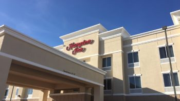 Hampton Inn by Hilton in Alpine Texas proved to be an extremely convenient location for our Big Bend region trip.