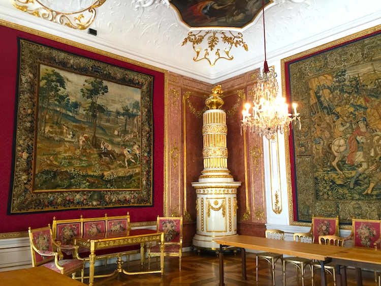 One day in Salzburg includes the Prince Bishop's palace