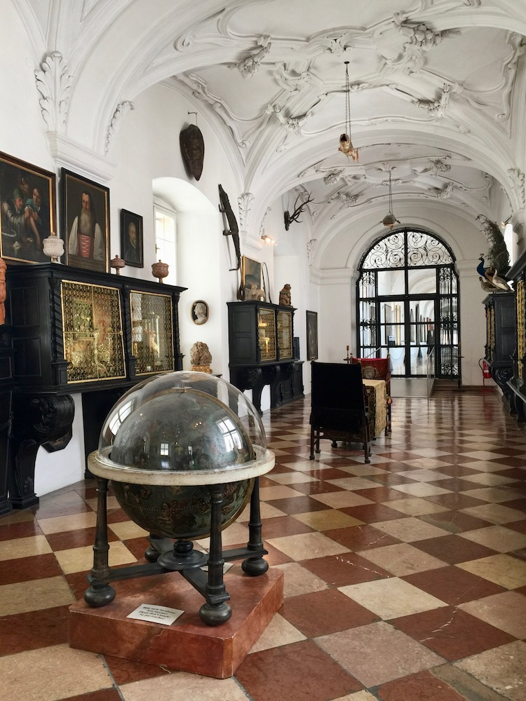 Salzburg in a day includes the Cabinet of Curiosities