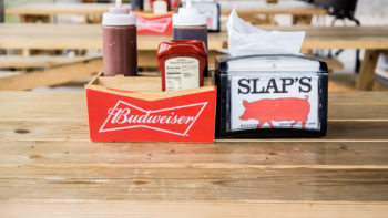 Slap's BBQ is one of the best places to eat with kids in Kansas City