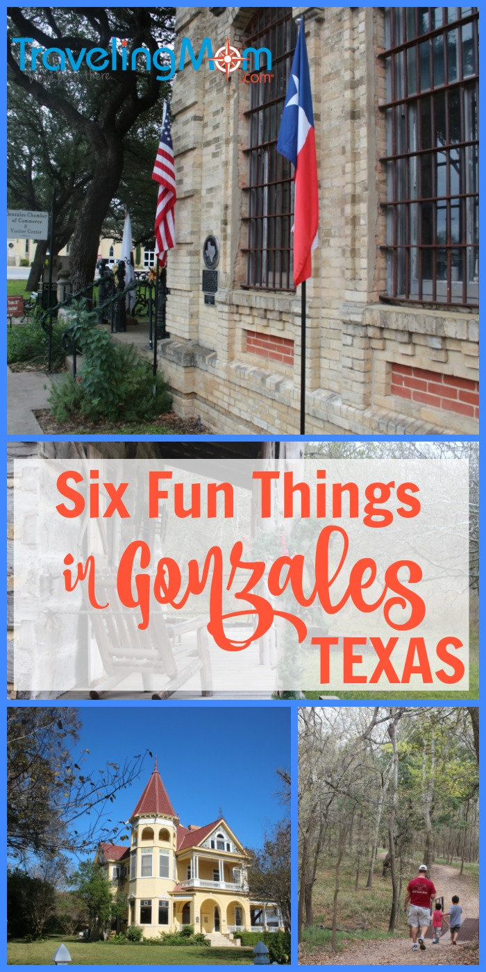 Things to do in gonzales la