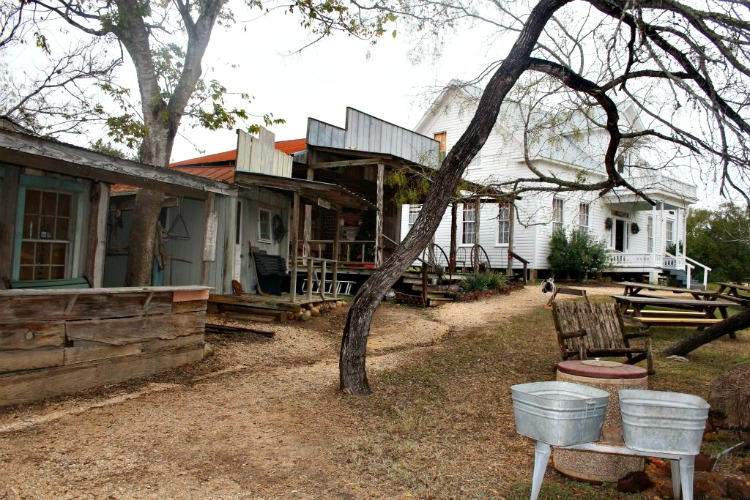 Pioneer Village Living History Museum in Gonzales Texas