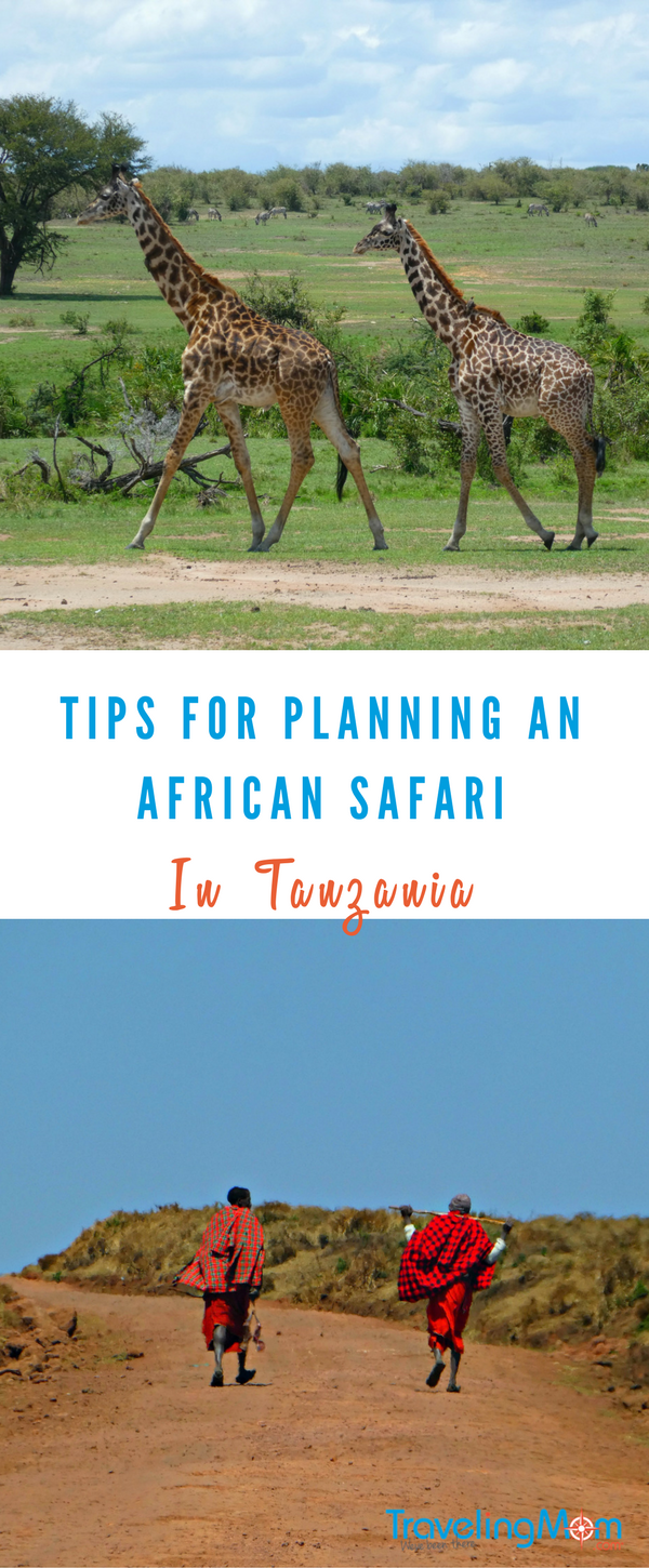 African Safari planning tips will help you have a wonderful bucket list trip.