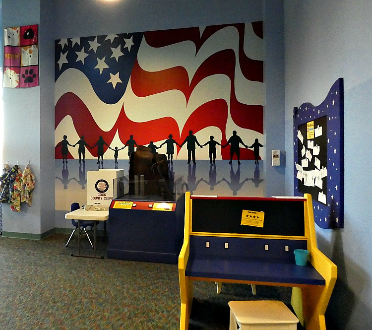 The Oak Lawn Children's Museum is one of the things to do in Chicago Southland