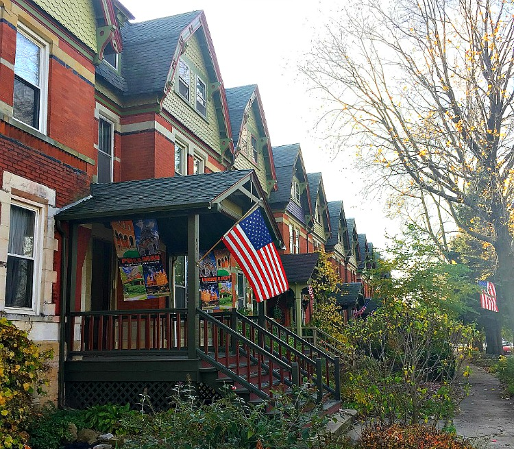 A walk down Pullman Street is one of the things to do in Chicago Southland