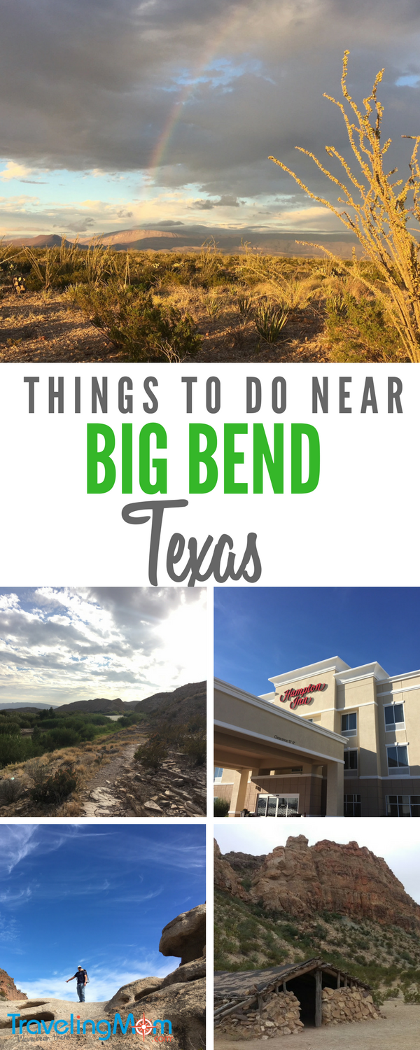 Go beyond the park when you visit Big Bend National Park and explore all the surrounding towns!