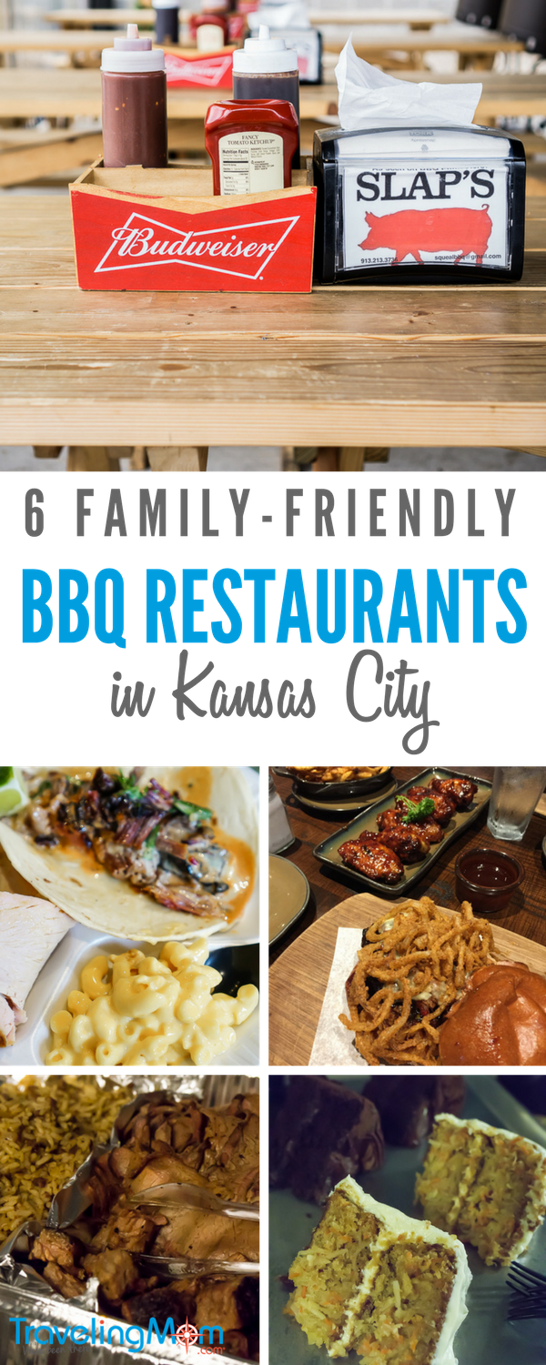 The best barbecue restaurants in Kansas City for families!