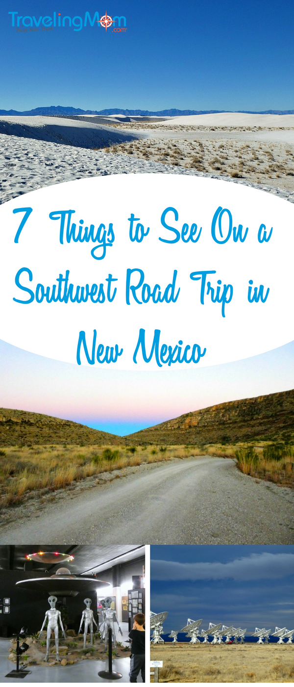 Learn all about the best things to do on a Southwest Road Trip in New Mexico. #southwestroadtrip #roadtrip #familytravel