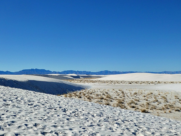 things to see on a southwest road trip in New Mexico - White Sands National Monument