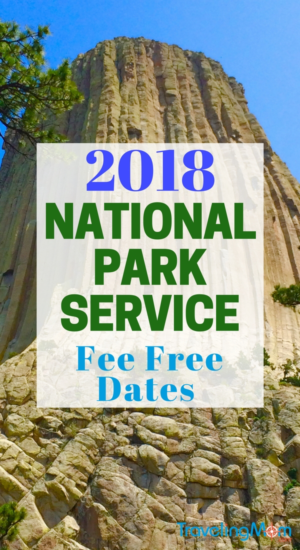 National Park Free Days In 2018 Free In The Us