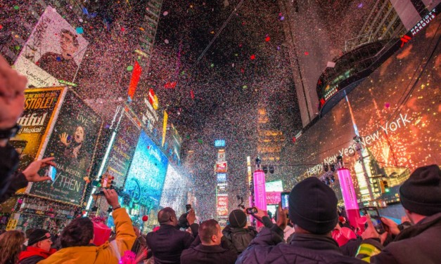 Unusual New Year's Eve Traditions Around The World