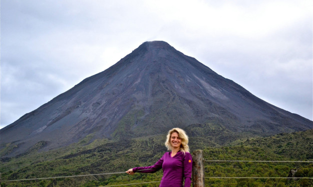 Visiting Arenal and Monteverde in Costa Rica with Kids