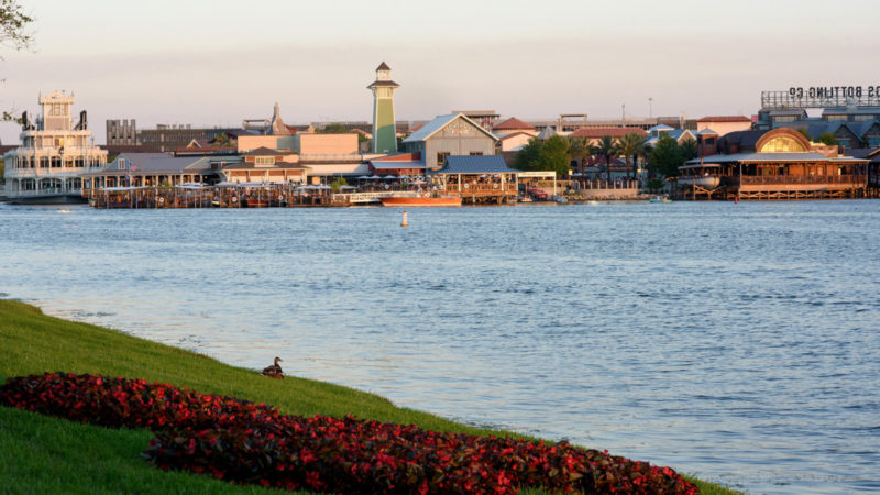 Disney Springs is located at Walt Disney World Resort in Lake Buena Vista, Fla -- and we've got 3 New Reasons to Stay At Disney Springs Hotels