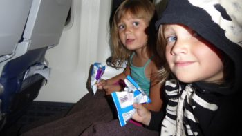 December 11 #TMOM Twitter Party – Flying with Kids