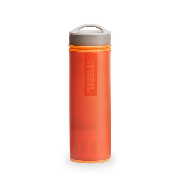 Need gifts for active travelers? Our outdoor gift guide recommends this bottle filter.
