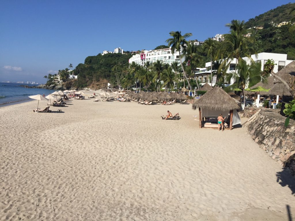 Got beach?  read our Hyatt Ziva Puerto Vallarta, an all-inclusive luxury hotel in Mexico.
