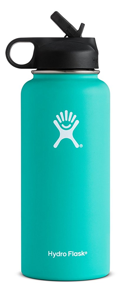 Need gifts for active travelers? Our outdoor gift guide recommends this ice water bottle.