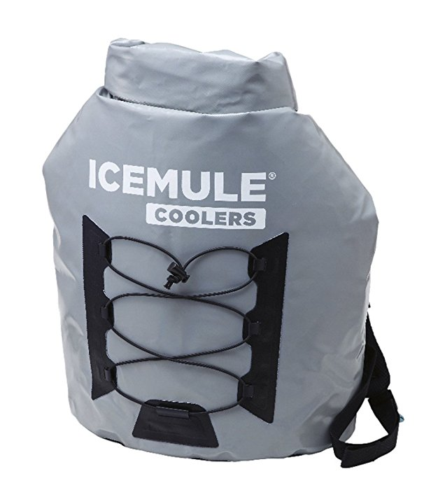 Need gifts for active travelers? Our outdoor gift guide recommends this ice mule cooler.