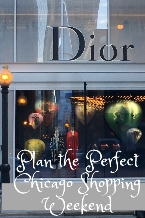 Plan to stop by the exclusive boutiques on or near Oak Street during your Chicago shopping weekend.