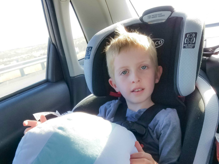 Tips for road trips with kids with ADHD so you can enjoy traveling again