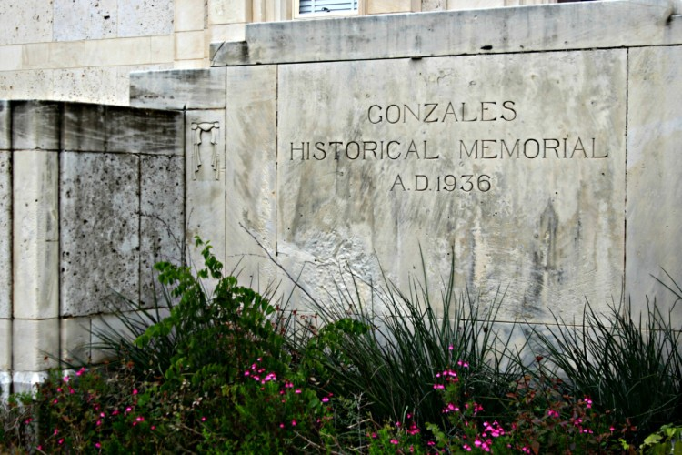 The Gonzales Memorial Museum is a must-see if you're making a list of things you can do in Gonzales Texas
