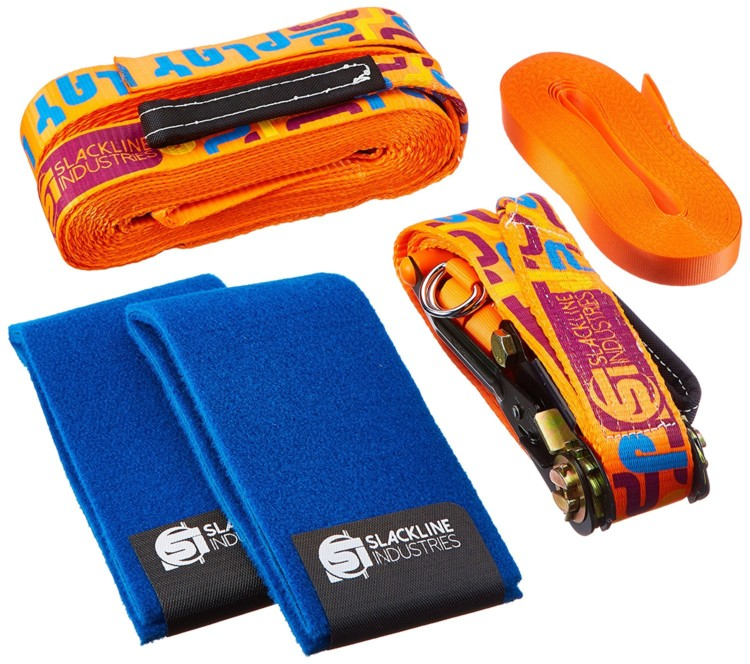 Need gifts for active travelers? Our outdoor gift guide recommends these slackline products.