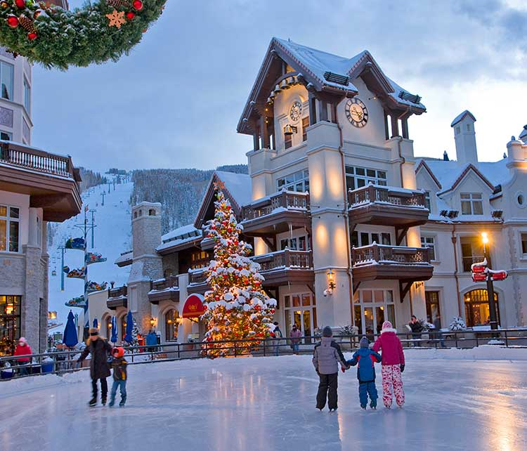 # 2 of the Best Things to Do with Kids in Vail: Ice Skating