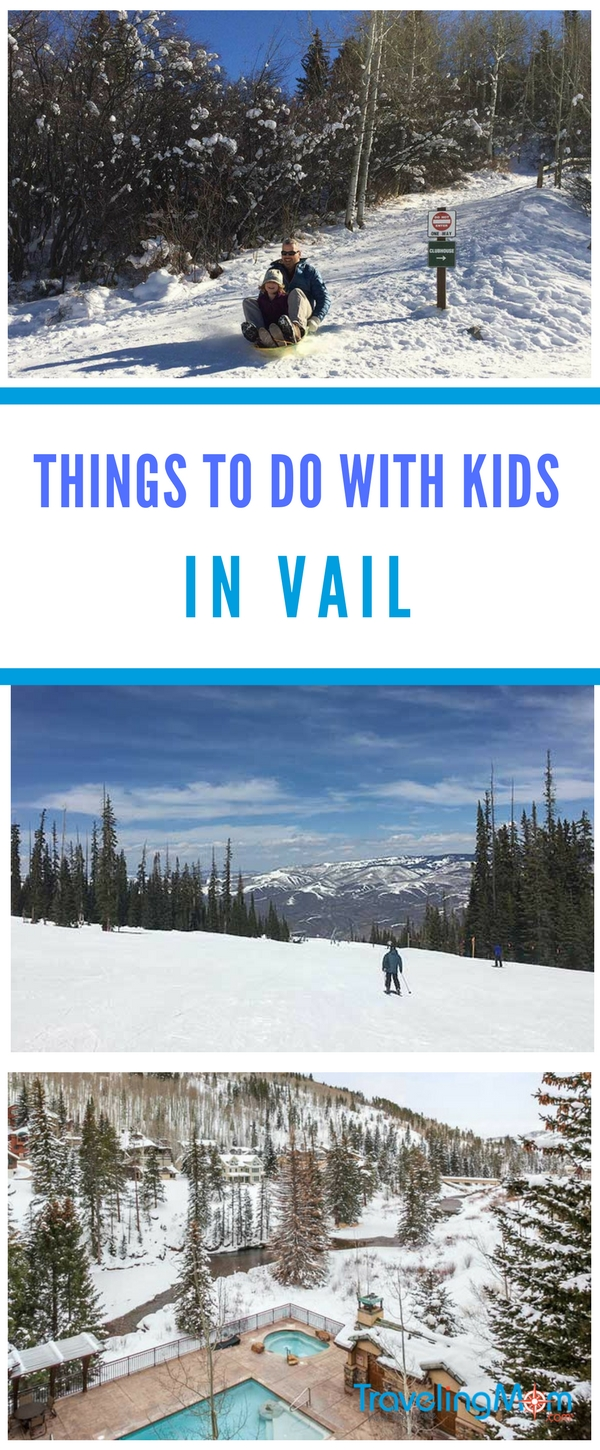 From skiing and sledding to hot tubbing or enjoying s'mores by the fire, everyone in your family will find their own favorite reason to love Vail.