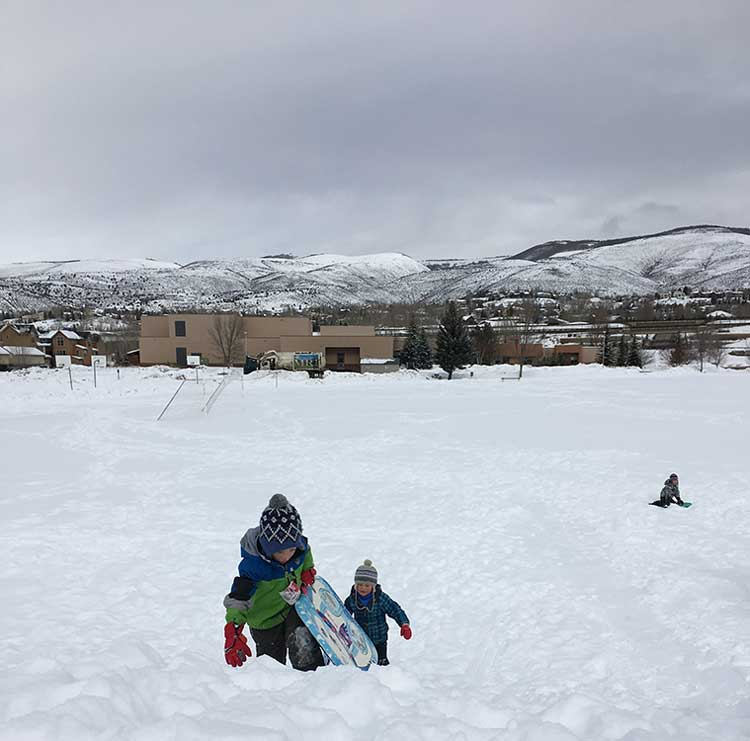 # 5 of the Best Things to Do with Kids in Vail: Sledding