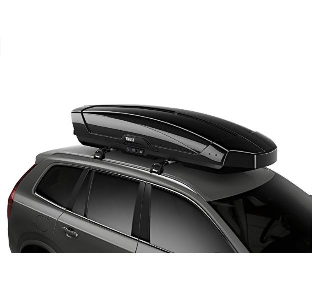 Need gifts for active travelers? Our outdoor gift guide recommends car top carrier.
