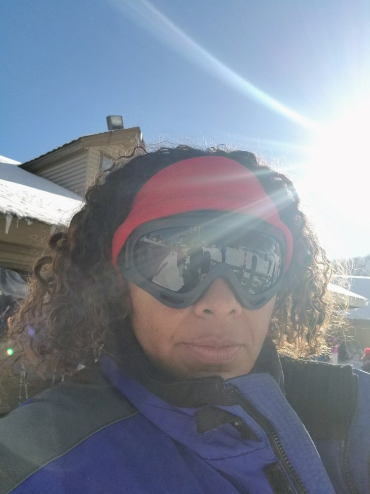 Goggles will help to protect your eyes and are essential ski items for the whole family.