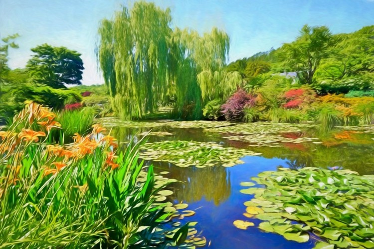 Enchanting Monet's Gardens, France