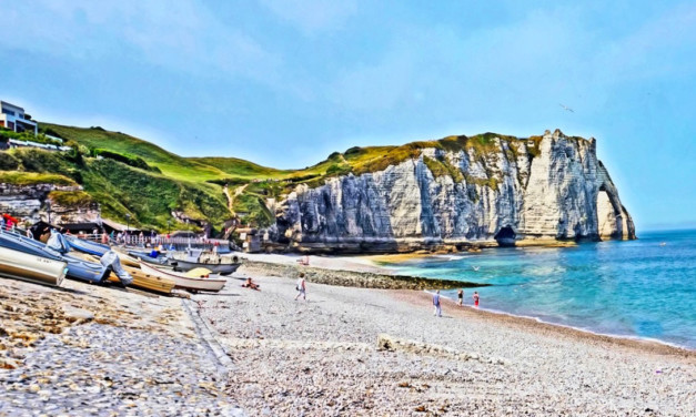 9 Day Itinerary In Northern France: A Road Trip from Paris